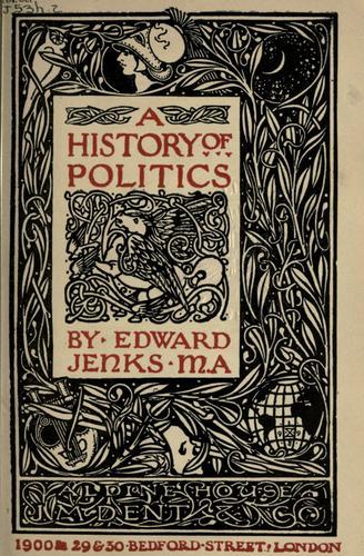 A history of politics.