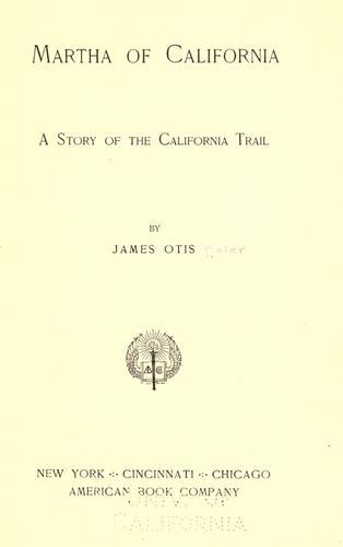 Martha of California