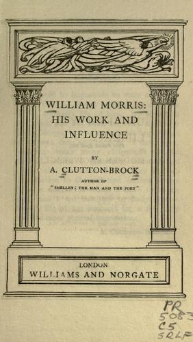 Download William Morris