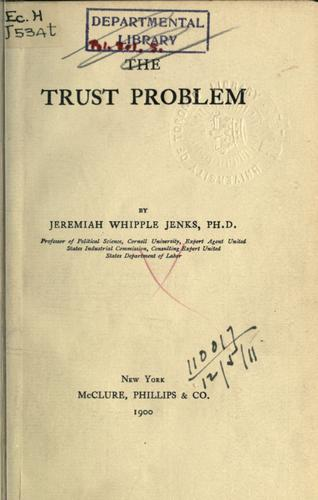 Download The trust problem.