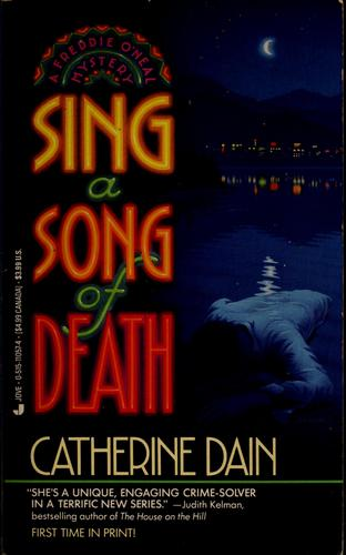 Download Sing a song of death