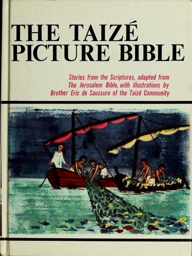 The Taizé picture Bible