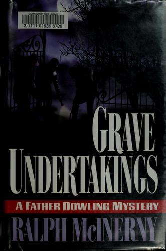 Download Grave undertakings