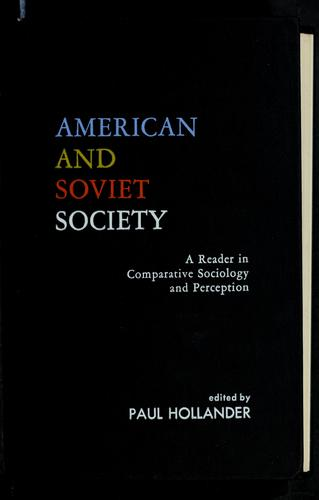 Download American and Soviet society