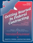 Getting started in federal contracting