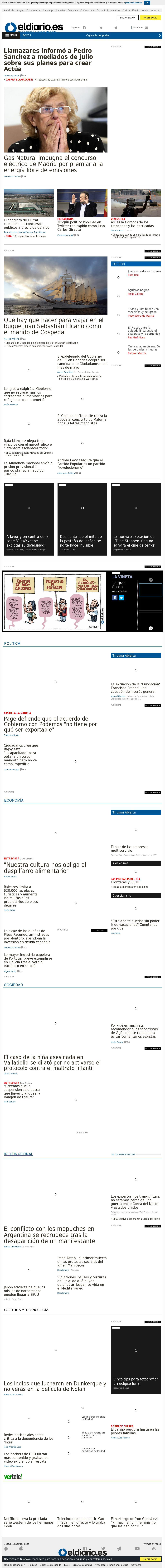 El Diario at Thursday Aug. 10, 2017, 9:03 a.m. UTC