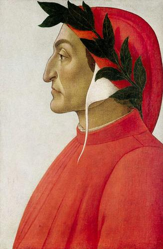Photo of Dante Alighieri